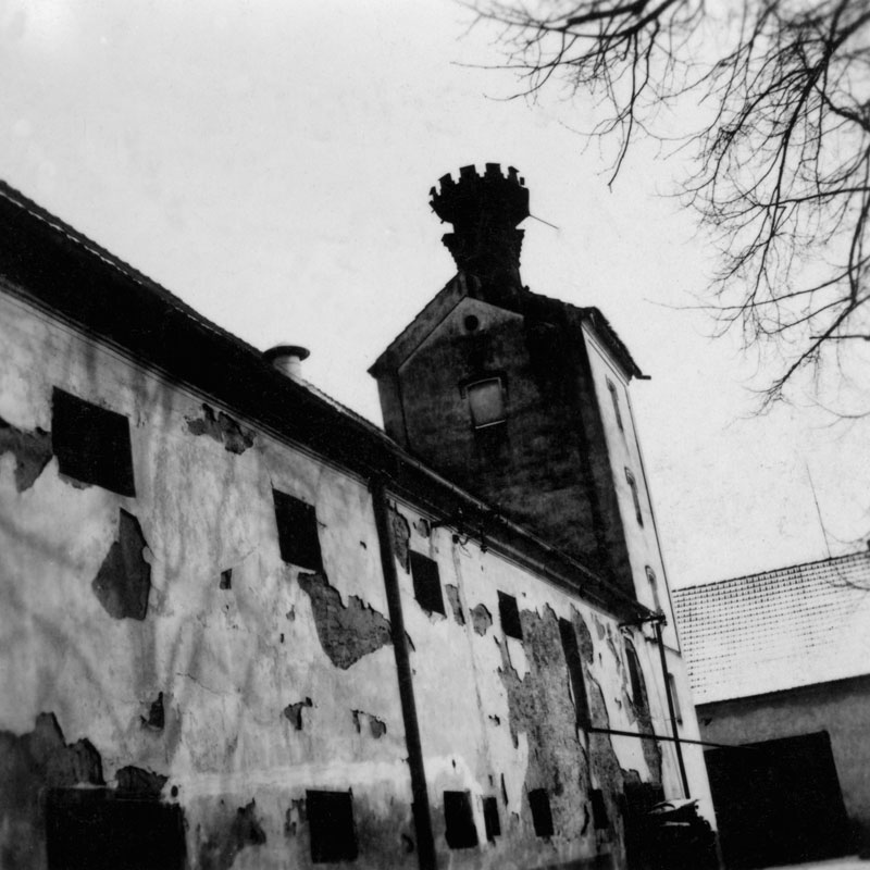 Pivovar Chříč 1958